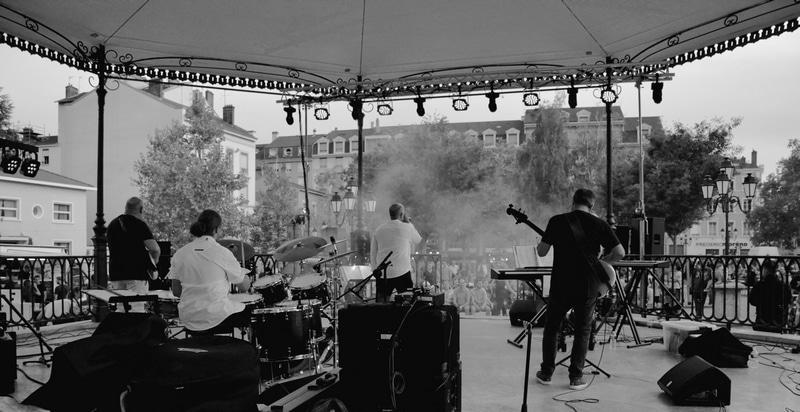 concert rock pour les classes et la fete des conscrits sur Lyon