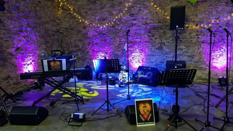 Concert dans le Rhône pour un anniversaire